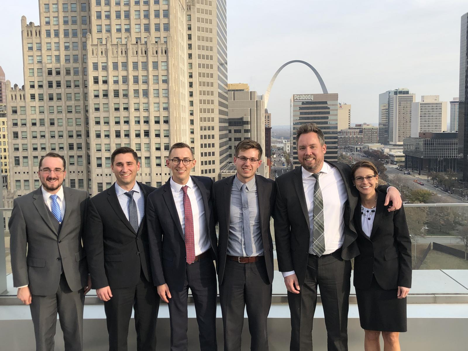 Region 9 Moot Court Competition
