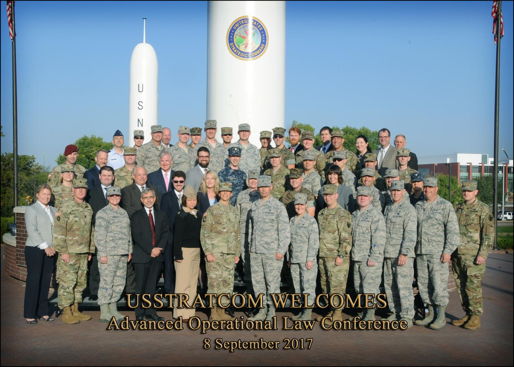 U S  STRATCOM Advanced Operational Law Conference | Nebraska