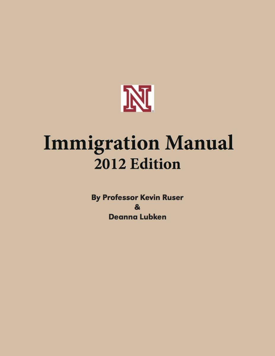 Immigration Manual
