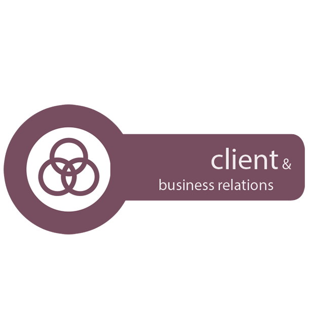 Client & Business Relations icon