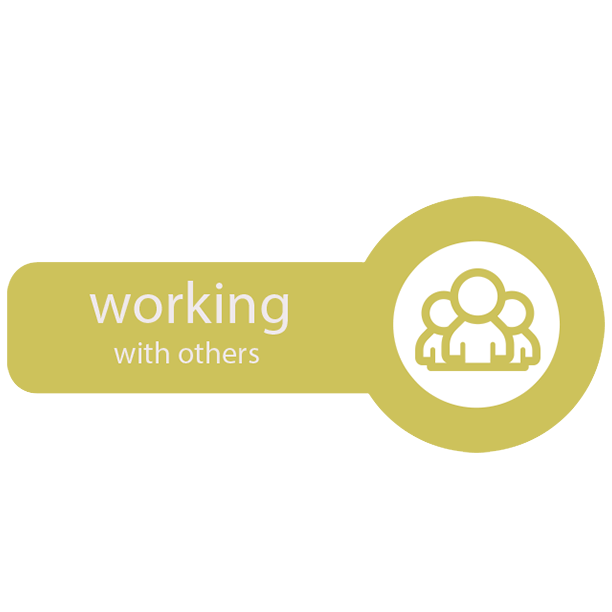 Working with Others icon