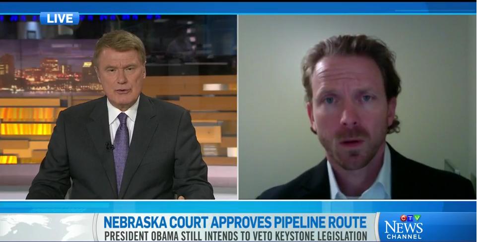 Nebraska Court Approves Pipeline Route