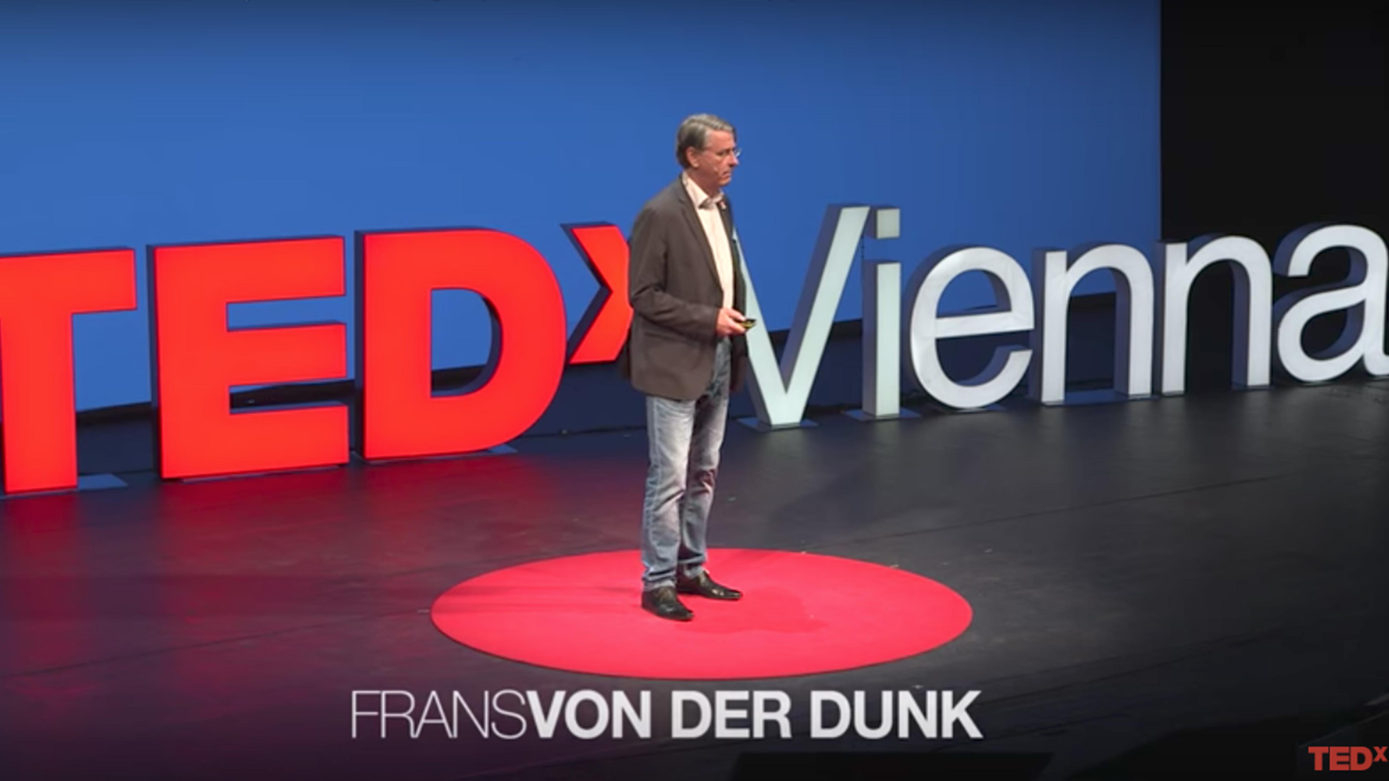 Frans at TEDx Vienna