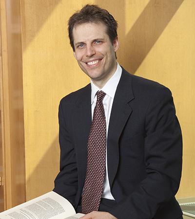 Professor Eric Berger
