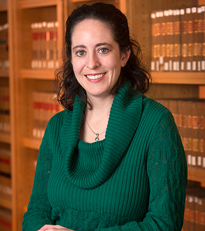 Professor Kristen Blankley headshot.