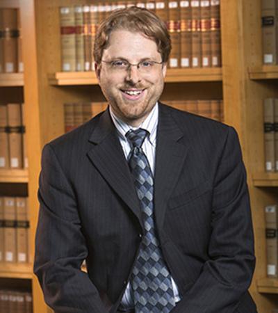 Professor Justin (Gus) Hurwitz
