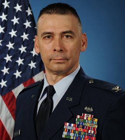 Colonel Darren Huskisson