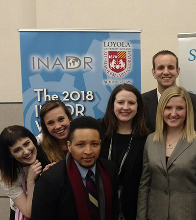 Nebraska Law Mediation Tournament Teams