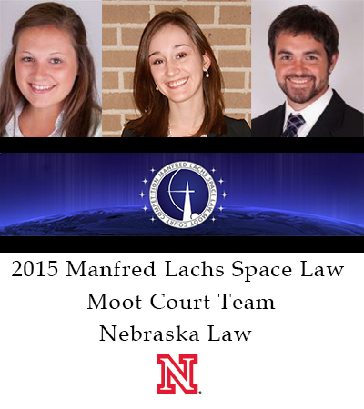 2015 Manfred Lachs Space Law Moot Court Team