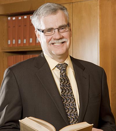 Professor John Lenich