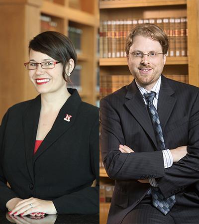Elsbeth Magilton and Gus Hurwitz