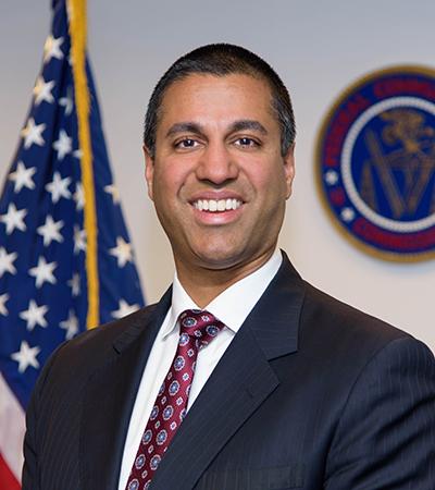 Chairman Ajit Pai