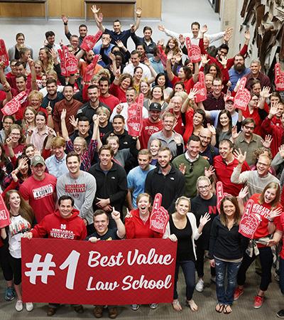 Nebraska Law named nation's best value