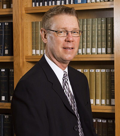 Professor Kevin Ruser