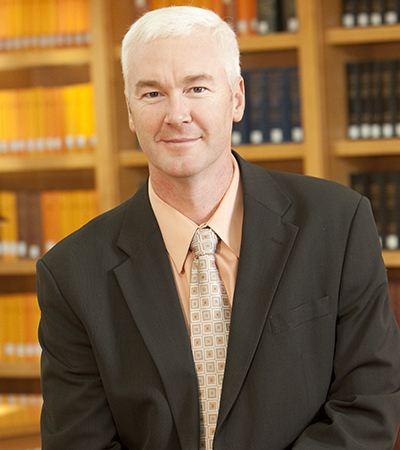 Professor Steve Schmidt headshot