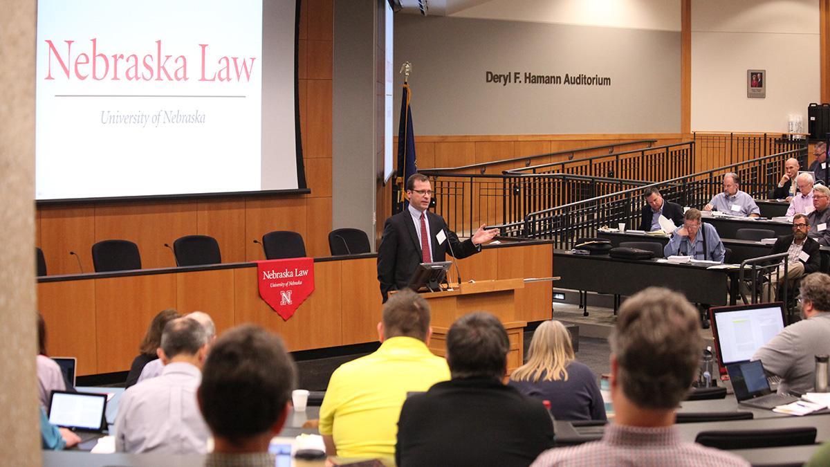 attorney presentingr