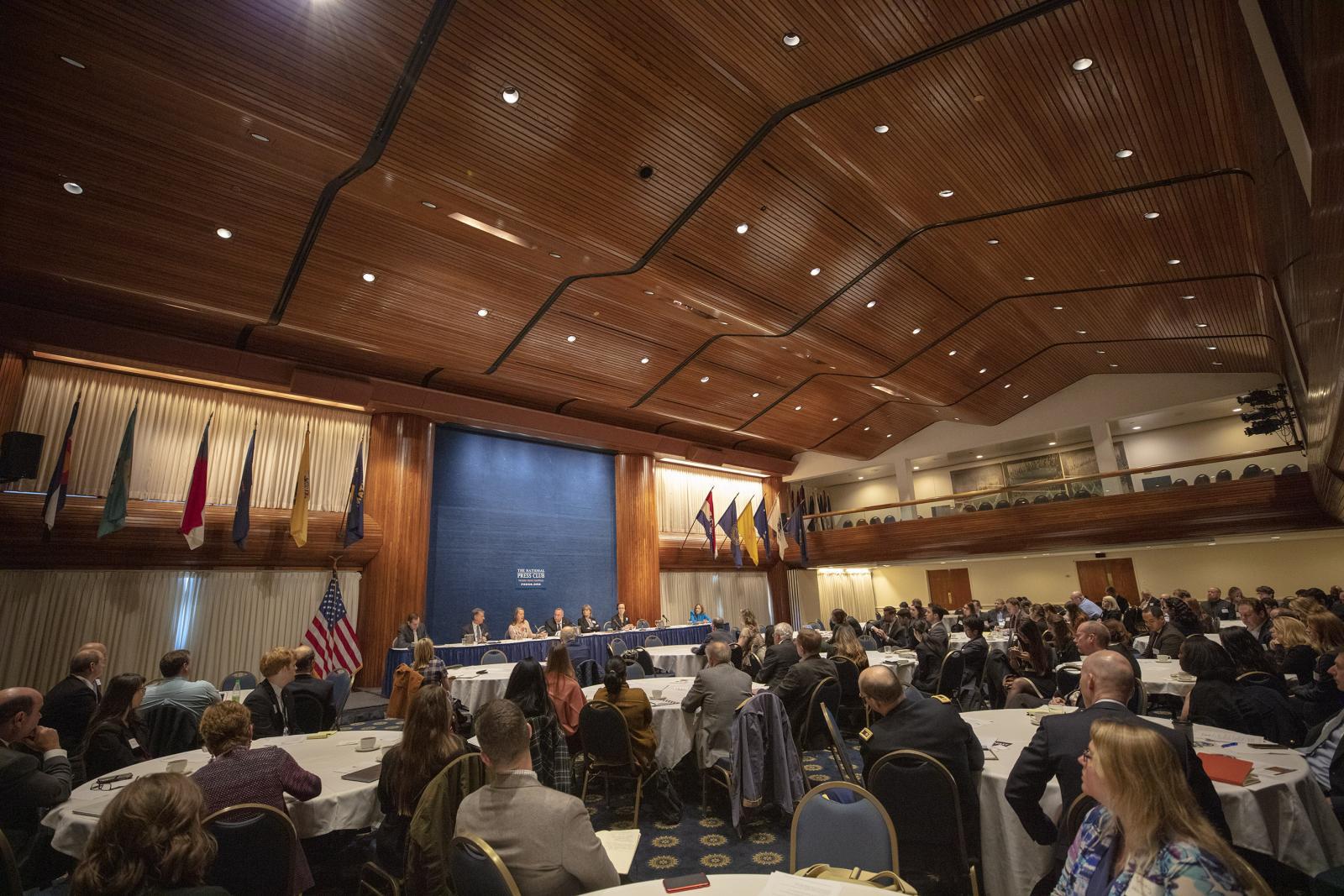 Nebraska Space Law Conference, Washington DC 2019