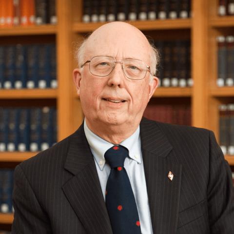 Professor Bill Lyons