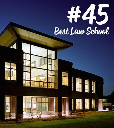 #45 Best Law School