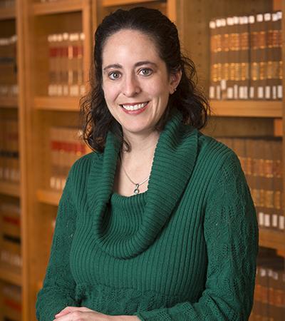 Assistant Professor Kristen Blankley