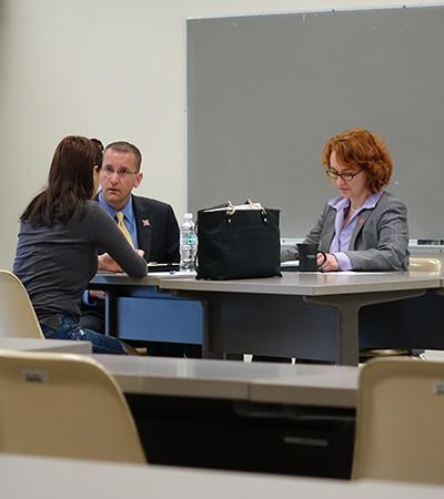 2014 Nebraska Law Team