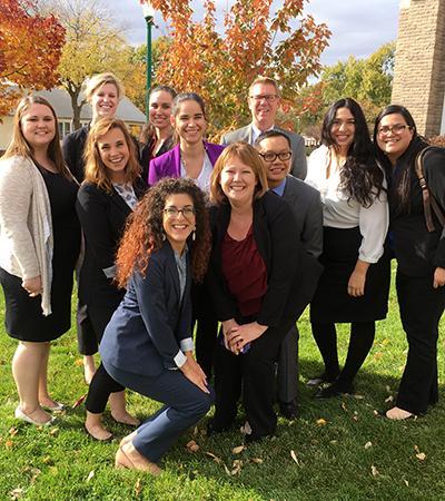 Nebraska Law Clinic Students