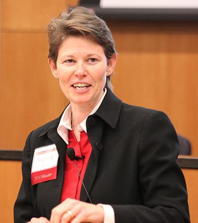 2014 UNL Alumni Master Victoria Collier
