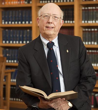 Professor William Lyons