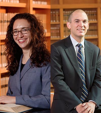 Maggie Wittlin and Adam Thimmesch
