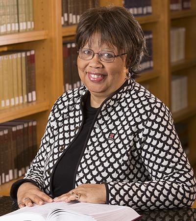 Professor Anna Shavers