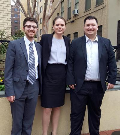 Space Law Moot Court Team