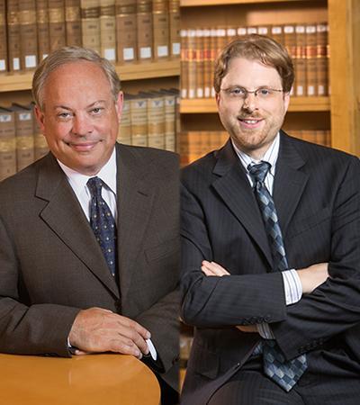 Professors Jack Beard and Gus Hurwitz
