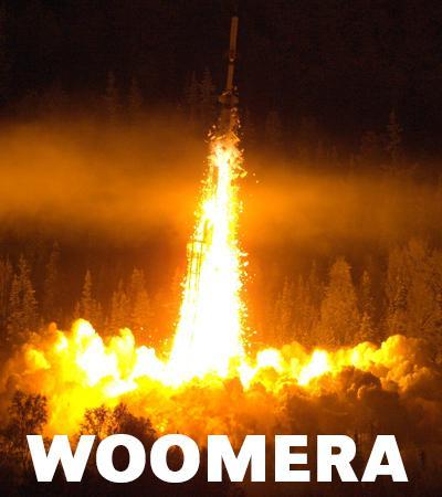 Woomera Manual
