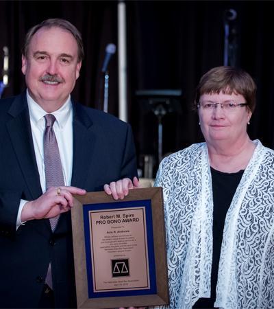 Avis Andrews Visionary Award