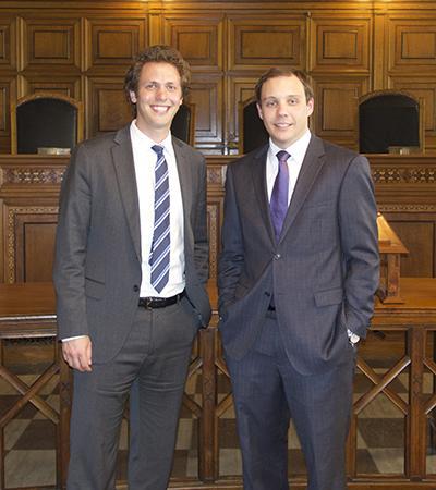 Daniel Gutman and John Zimmer