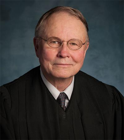 Justice John F. Wright