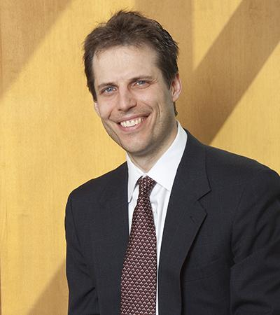 Professor Eric Berger