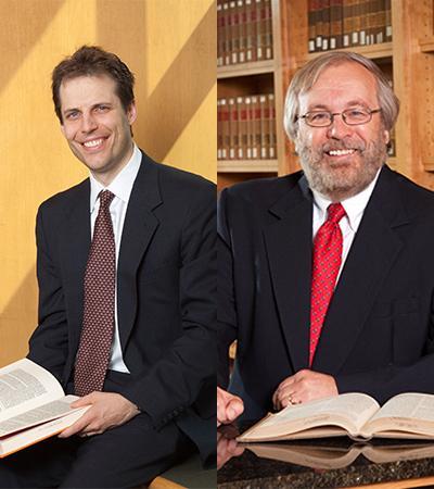 Professors Eric Berger and Richard Duncan