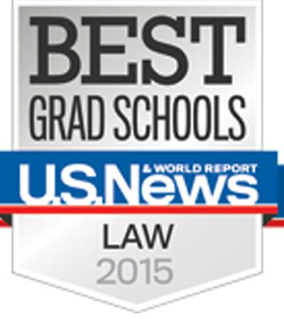 Best Grad Schools by US News and World Report Logo